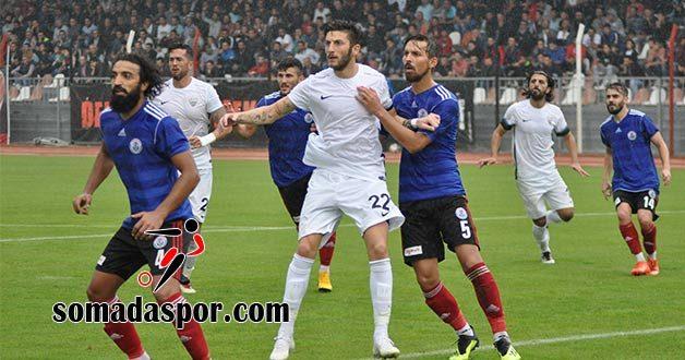 Somaspor 3-0 Orhangazi Belediyespor