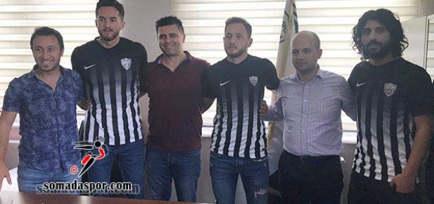 Şampiyon Fatsa Belediyespor'un Defansı Somaspor'da..