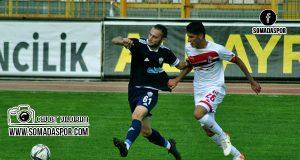 Somaspor Turgutluspor Maç Resimleri