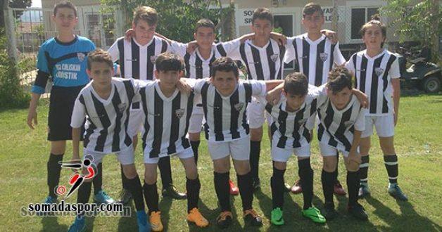 Somaspor 2-2 Turgutalp Gençlikspor