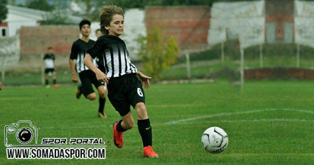 U-14 Ligi: Zaferspor 0-1 Somaspor