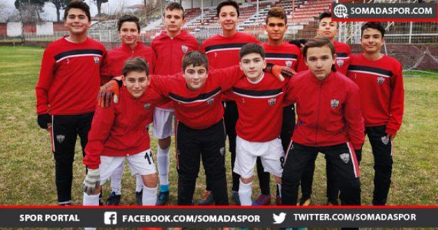 U-15 Ligi: Somaspor 1-2 Akhisar Yıldırımspor