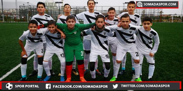 U-15 Ligi: 301 Karaelmasspor 2-3 Somaspor