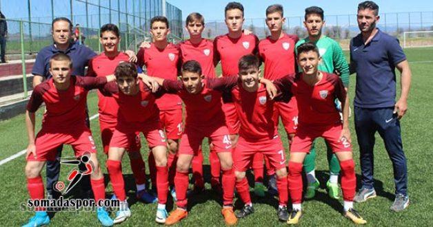 Somaspor İlk Maçında Aydın Yıldızspor ile Berabere Kaldı.