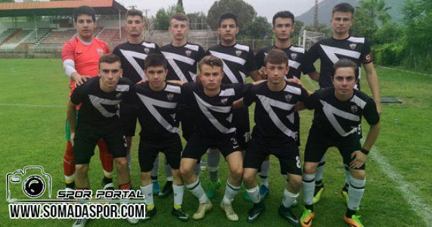 U-19 Ligi: A-Grubu 2.Yarı Maçları, Puan Durumu