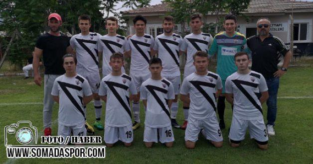 U-19 Ligi A-Grubunda İlk Yarı Sona Erdi.