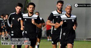 Somaspor'da Yalovaspor Hazırlıkları Başladı