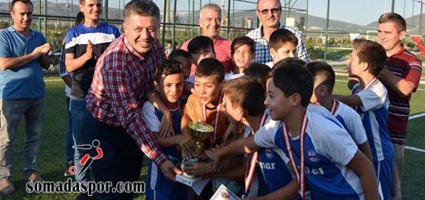 Turnuva Şampiyonu Sotesspor Oldu.