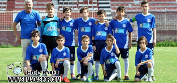 Manisa U-13 Ligi Başlıyor..