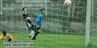 U-14 Ligi:Sotesspor 0-3 Zaferspor