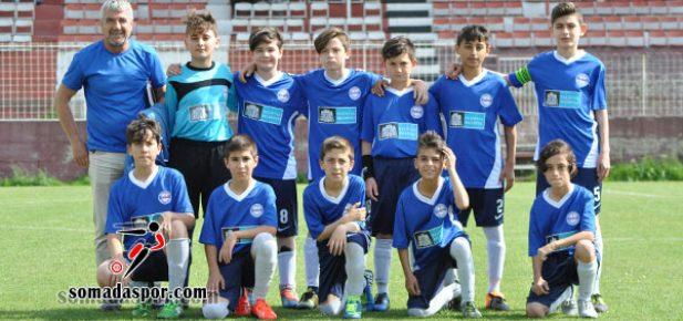 Manisa U-12 Ligi: Çeyrek Finalistler Belli Oldu.