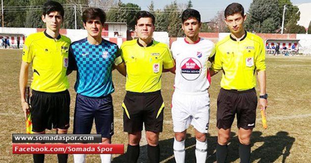 Manisa U-19 Ligi 2.Hafta Karşılaşmaları Oynandı.