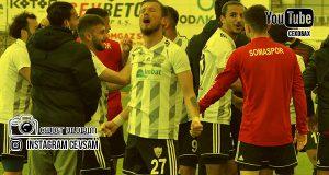 Şile Yıldızspor 2-4 Somaspor