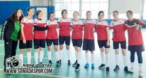 Futsal'da Manisa Yolcuları Belli Oldu.