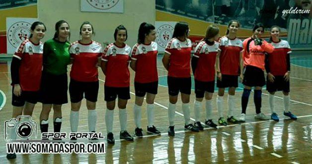 Soma Linyit Anadolu Lisesi Futsalda Finale Kaldı!.