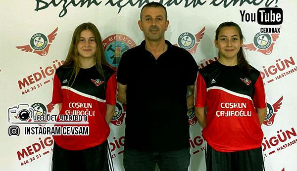 Pazarcılar Dernek Başkanı Coşkun Çayıroğlu'ndan Zafer Spora Destek.