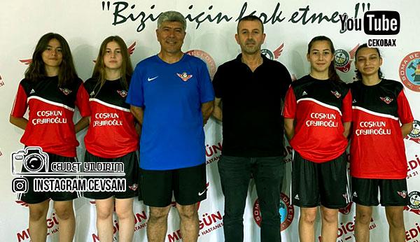 Dernek Başkanı Coşkun Çayıroğlu'ndan Zafer Spora Destek