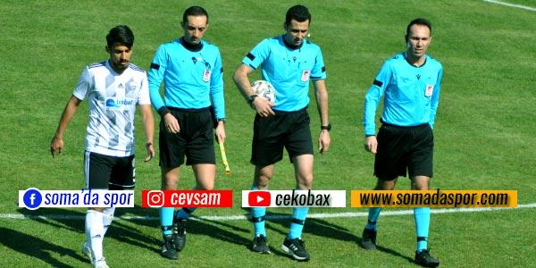 Somaspor, Arhavispor Maçının Hakemleri Belli Oldu