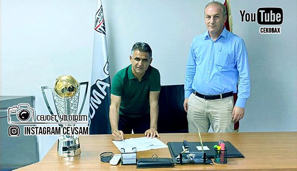 Somaspor Burhanettin Basatemür'la 3.Kez