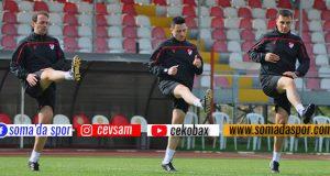 Somaspor Cizrespor Maçını Yakut Bakır Yönetecek
