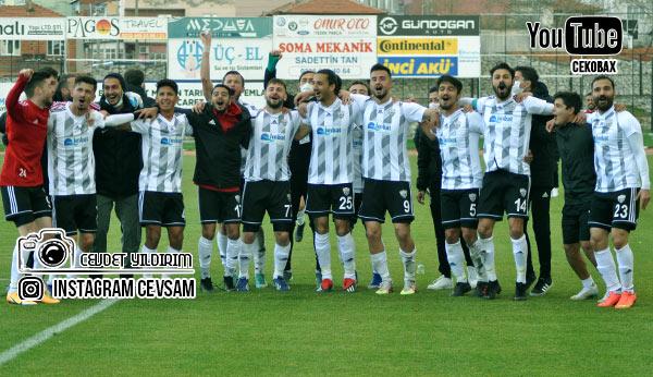 Somaspor İçel İdmanyurdu Maçının VİDEO Görüntüleri