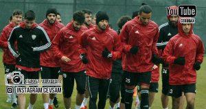 Somaspor, Karşıyaka Hazırlıklarını Tamamladı