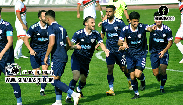 Somaspor Turgutluspor Maç Sonucu:1-1