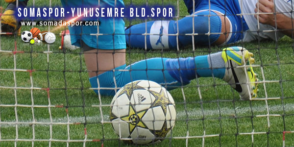 Somaspor Yunusemre Beld.Spor İle Hazırlık Maçı Oynadı