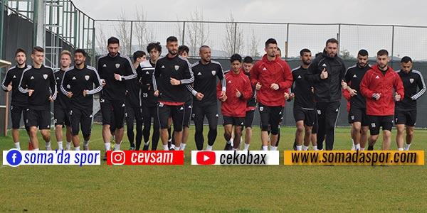 Somaspor da Karakoçan hazırlıkları tamamlandı