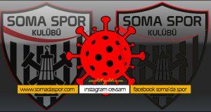 Somaspor'a Gölcükspor Maçı Öncesi Coronavirüs Testi Yapıldı