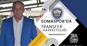 Somaspor'da Transfer Hareketliliği Başladı