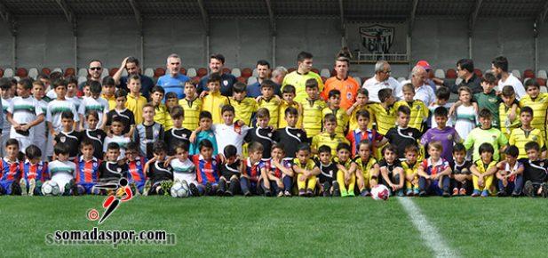 "U-11 Play-Off:Zaferspor ""Tamam"" Gölmarmarspor ""Devam"" Dedi."