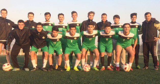 Turgutalp Gençlikspor Kulübü İşi Sıkı Tutuyor..