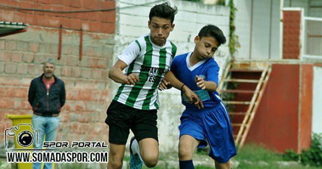 U-14 Ligi: Sotesspor 0-6 Turgutalp Gençlikspor