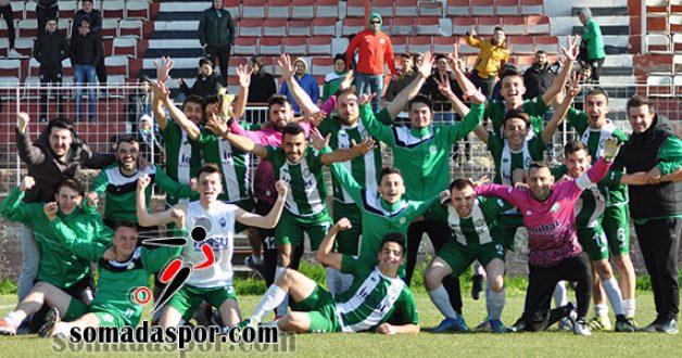 Turgutalp Gençlikspor'dan Müthiş İkinci Yarı..