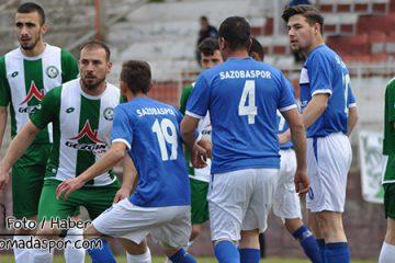 Turgutalp Gençlikspor 2-1 Sazobaspor