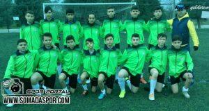 Turgutap GSK 0-5 Saruhanlı Bld.Spor