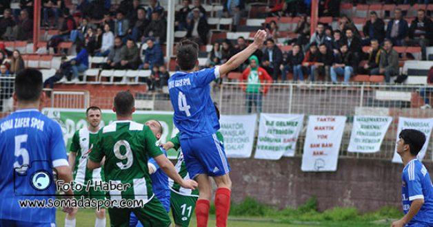 Zaferspor 1-3 Turgutalp Gençlikspor