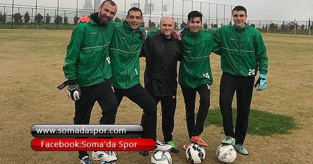 Turgutalp Gençlikspor'un Kalesi Emin Ellerde..