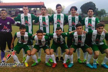 Turgutalp Gençlikspor ''Gol'' Oldu Yağdı:10-2