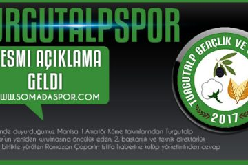Turgutalpspor'dan Resmi Açıklama Geldi