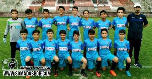 U-13 Play-Off'da Zaferspor ve Turgutalp'in Rakipleri Belli Oldu