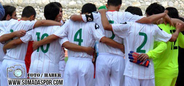 Manisa U-16 Ligi Play-Off Maçları