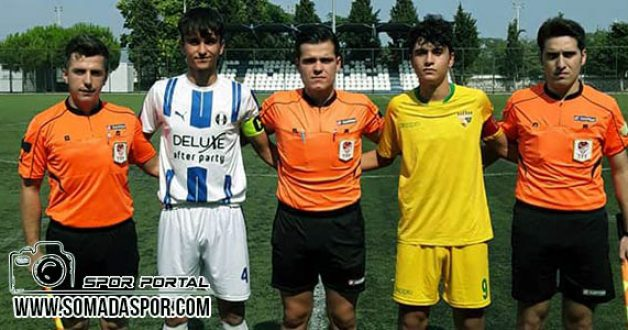 U-16 Türkiye Şampiyonası 2.Gün Maçları