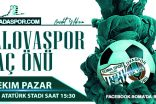 Somaspor-Yalovaspor Maç Önü