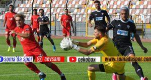 Yalovaspor 1-1 Somaspor