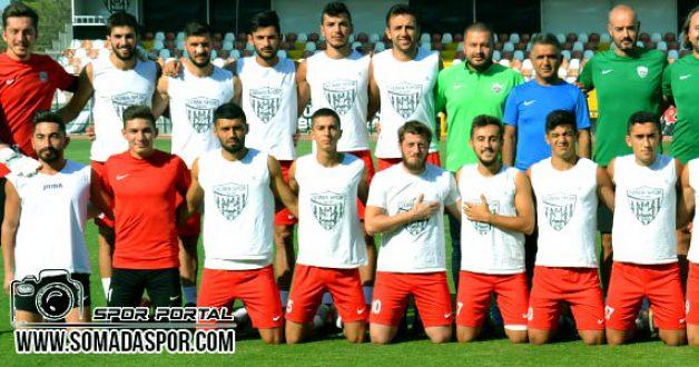 Somaspor'da 2 Oyuncu Kadro Dışı!