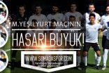 Somaspor'da 3 Oyuncu Cezalı Duruma Düştü!