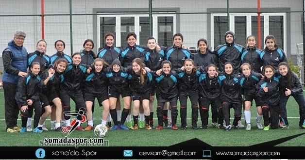 Zafer Spor'lu Kızlar 2'nci Lige Terfi Maçlarına Gidiyor.