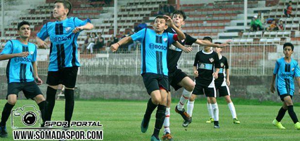 U-14:Ligi: Zaferspor 7-1 Acar İdman Yurdu